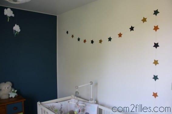 3 idees déco pour chambre bebe fille et garçon