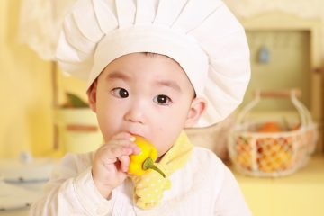 bébé chef