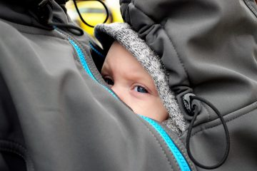 porte bébé de randonnée